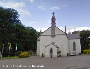 Public Mass at Kiltullagh Church and Car Park