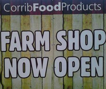 Corrib Food Products Farm Shop Kiltullagh