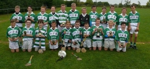 Killimordaly U11s Win P Corcoran P Keane Tournament 2014