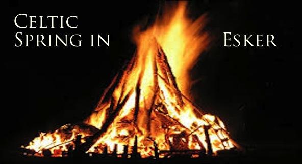 Celtic Spring Celebration Esker Monastery