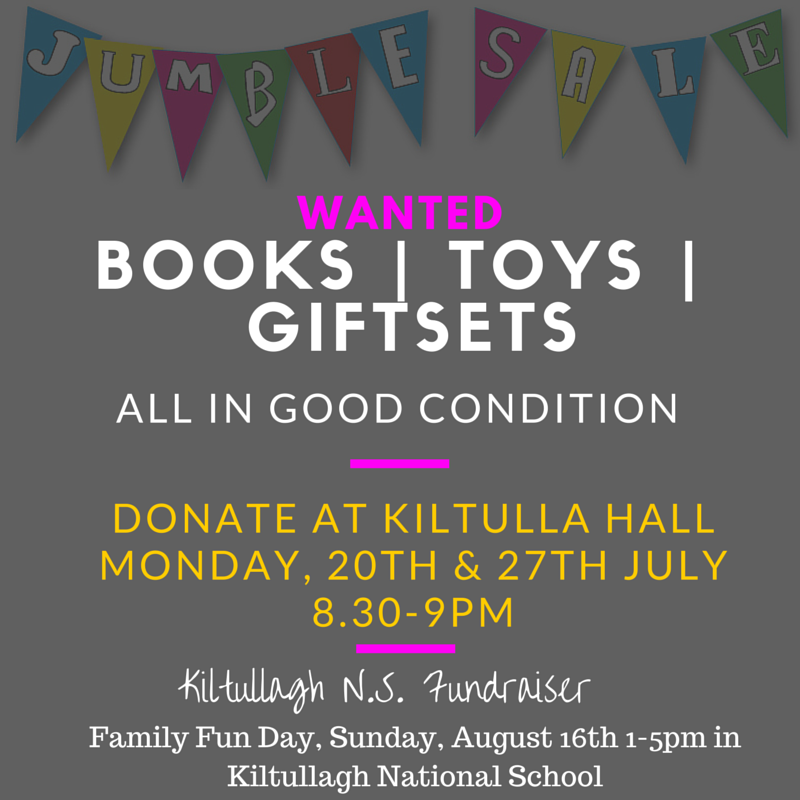 Jumble Sale Kiltullagh
