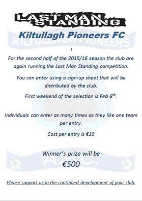 Kiltullagh Pioneers FC