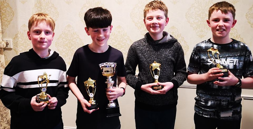 Kiltullagh N.S. quest for All Ireland glory in Credit Union Quiz 2019