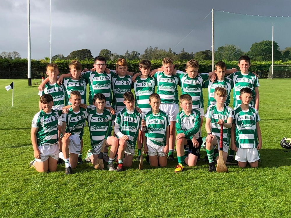 Killimordaly U12s win Group 3 County Hurling Championship